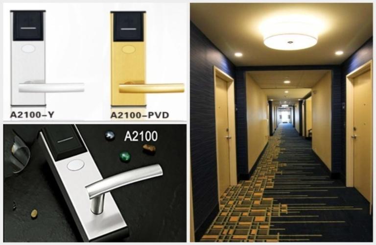 Khóa thẻ từ Goodum A1200 rất thích hợp dùng cho các công trình khách sạn, nhà nghỉ