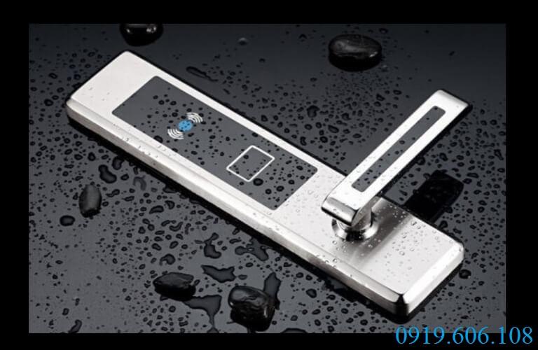 Kết nối khóa Goodum V9300 với hệ thống phần mềm giúp kiểm soát ra vào hiệu quả