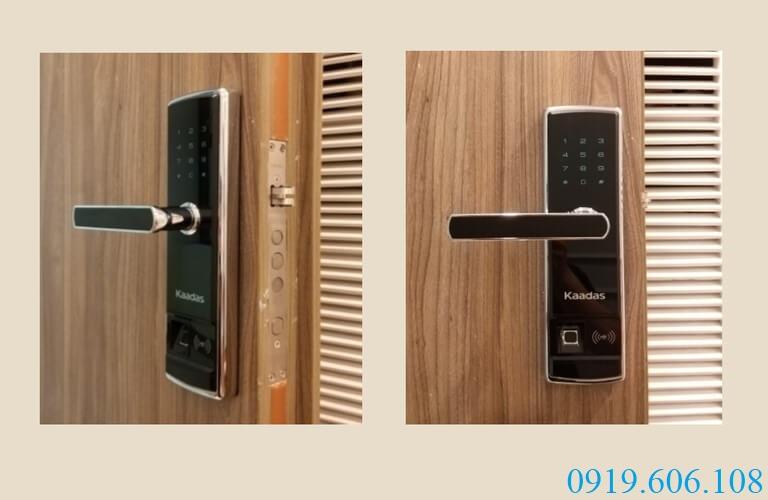 Khóa vân tay Kaadas 5155 với nhiều ưu điểm vượt trội, sẽ giúp căn hộ của bạn thêm phần bảo an hơn
