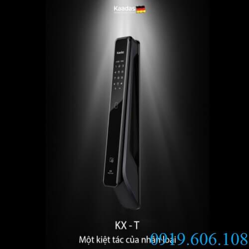 Khóa Cửa Thông Minh – KAADAS KX-T