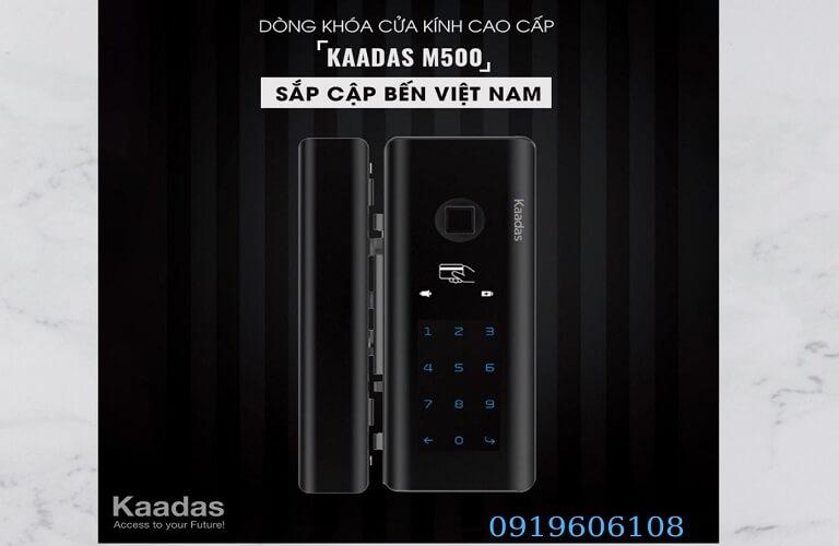 Khóa Cửa Vân Tay Kaadas M500