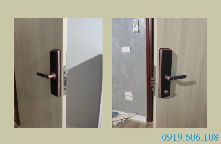 Mia Lock Việt Nam phân phối và lắp đặt Kaadas S500-C chất lượng, bảo hành chính hãng