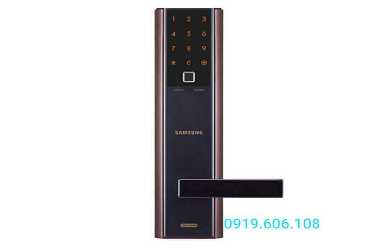 Khóa cửa vân tay Samsung SHP - DH538 cao cấp
