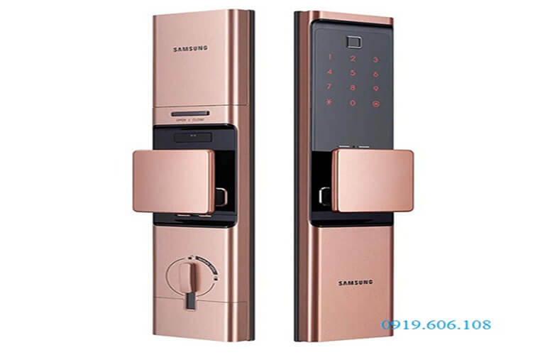 Khóa cửa vân tay Samsung SHP - DR719 chính hãng