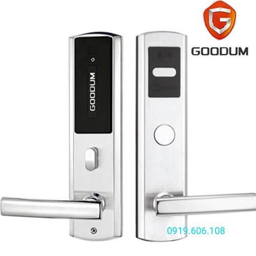 Khóa Cửa Thẻ Từ Goodum A8200