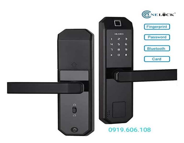 Khóa Cửa Thông Minh OneLock WS001 là một dòng khóa chất lượng tốt, mang lại nhiều tiện ích an ninh khi sử dụng