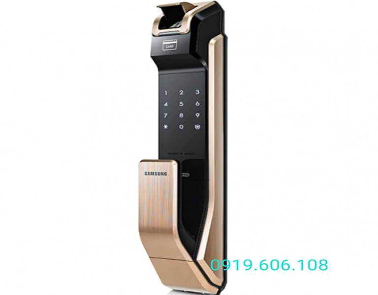 Khóa cửa vân tay Samsung SHS - P718LMG