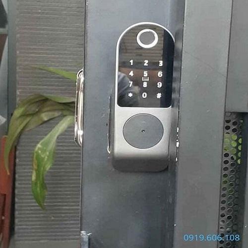 Khóa Cửa Vân Tay OneLock OS006