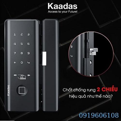 Khóa Cửa Vân Tay – KAADAS M500 Hàng Chất Lượng Cao
