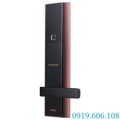 Khóa Cửa Vân Tay Samsung SHP-DH538 Cao Cấp, Chính Hãng