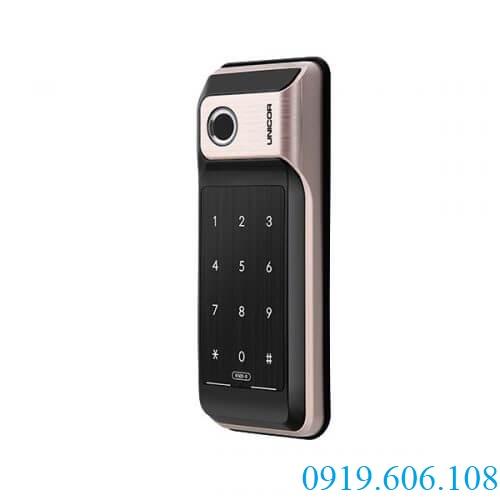 Khóa Cửa Vân Tay Unicor R500-B