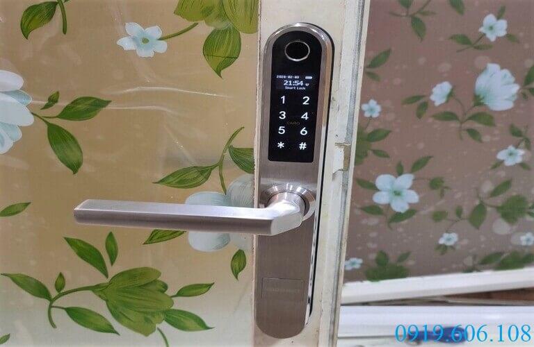 Khóa Cửa Vân Tay Xingfa Viro Smart Lock 4in1 VR-S30B