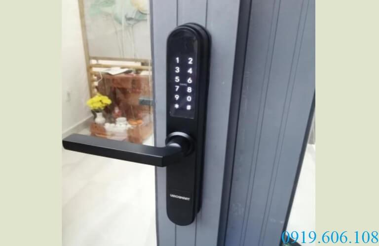 Viro Khóa cửa vân tay Xingfa Smart Lock 4in1 VR-S30B
