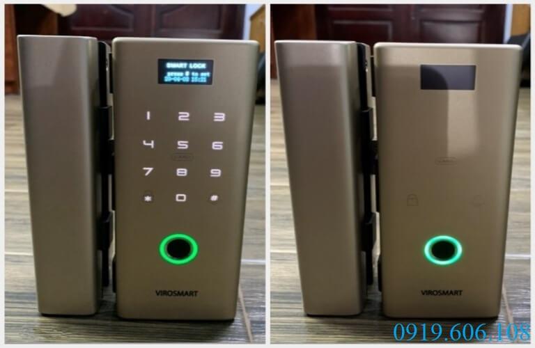 Khóa Cửa Thông Minh Viro 5in1 VR-E13