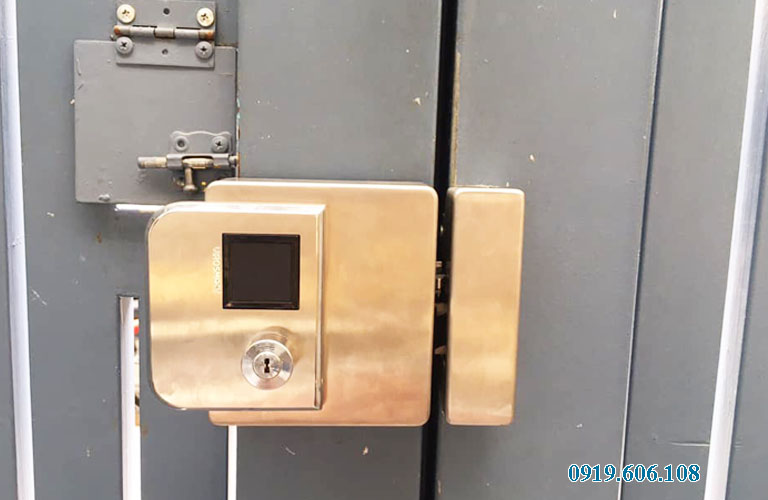 Khóa Cửa Vân Tay ViroSmart Lock VR 1300 Chính Hãng