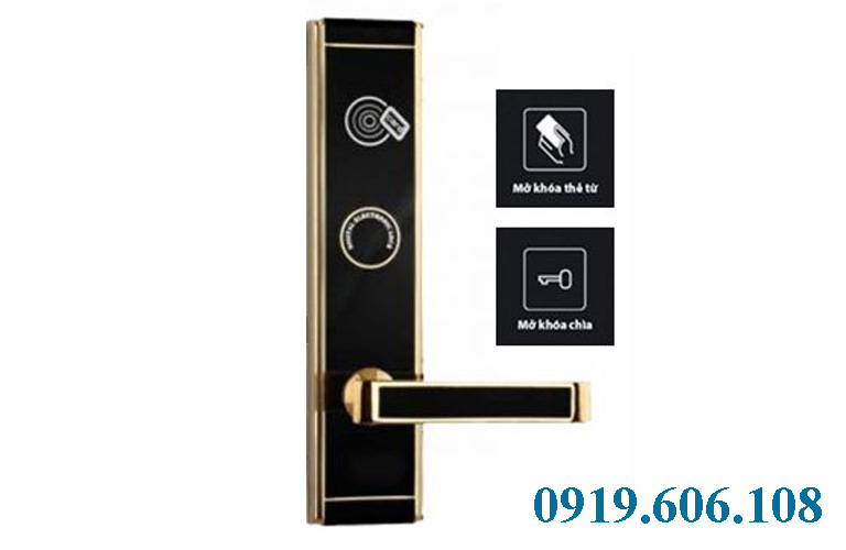 Khóa cửa từ Viro Smart Lock VR- P16
