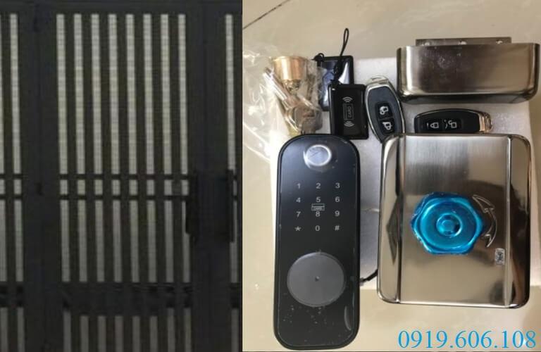 Khóa vân tay Viro Smart VR-1200A