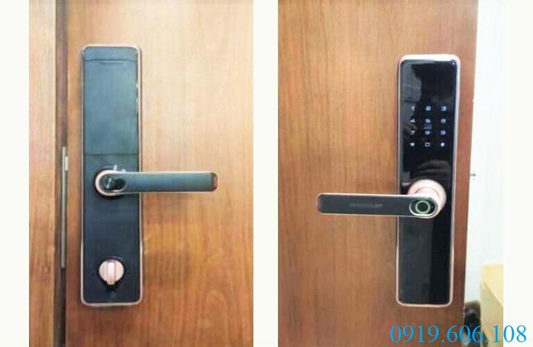 Khóa cửa vân tay Viro Smart VR-MR918-E3