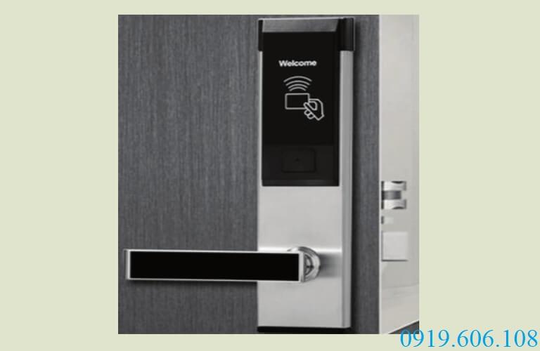 Khóa điện tử khách sạn Viro smart lock VR-P11