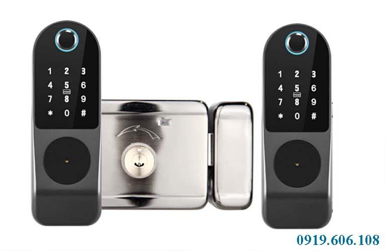 Khóa cửa thông minh ViroSmart VR-1200B chính hãng giá rẻ