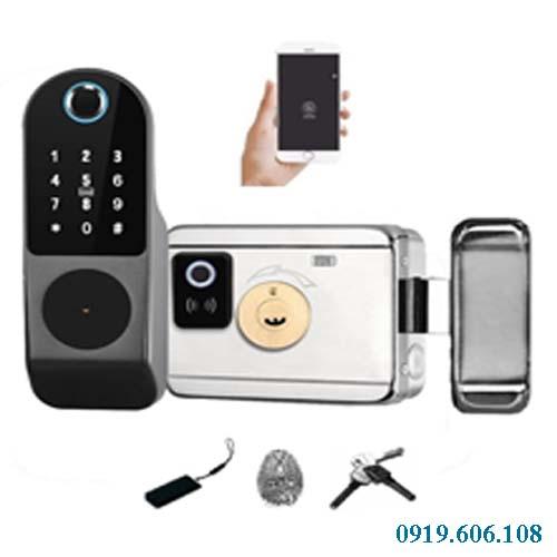 Khóa Cửa Thông Minh Viro Smart VR-1200B