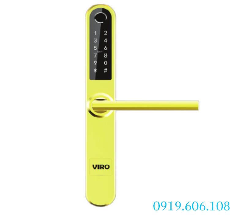 Câu hỏi về Khóa Cửa Thông Minh Xingfa Viro Smart VR-S31B