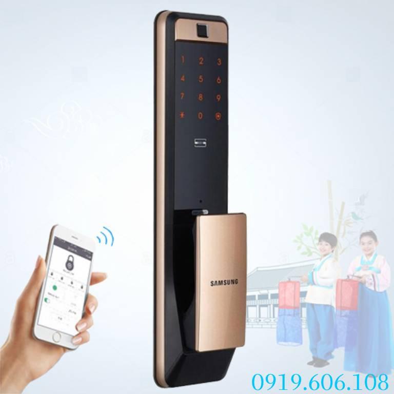 Lưu ý khi lắp đặt khóa cửa vân tay Samsung SHP-DP609