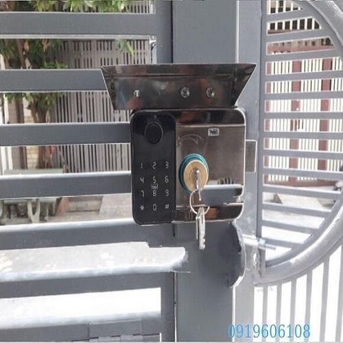 Khóa Cửa Thông Minh Viro Smart VR-1200D