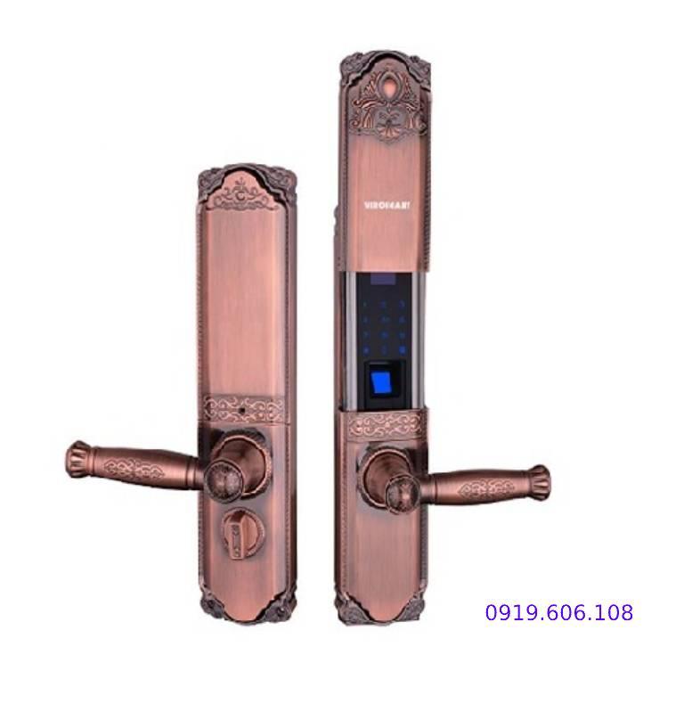 khóa cửa điện tử Viro Smart