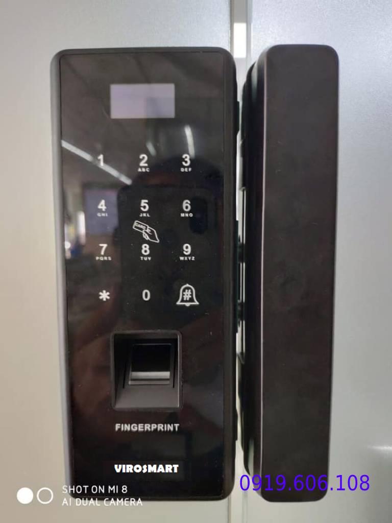 lưu ý khi lắp đặt khóa vân tay Viro Smart Lock 4in1 VR-E10A
