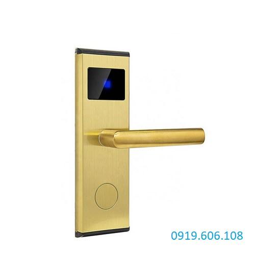 Khóa Cửa Thẻ Từ Khách Sạn OneLock HL004