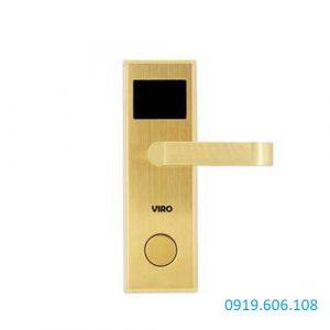 Khóa Cửa Thẻ Từ Khách Sạn Viro VR-P10