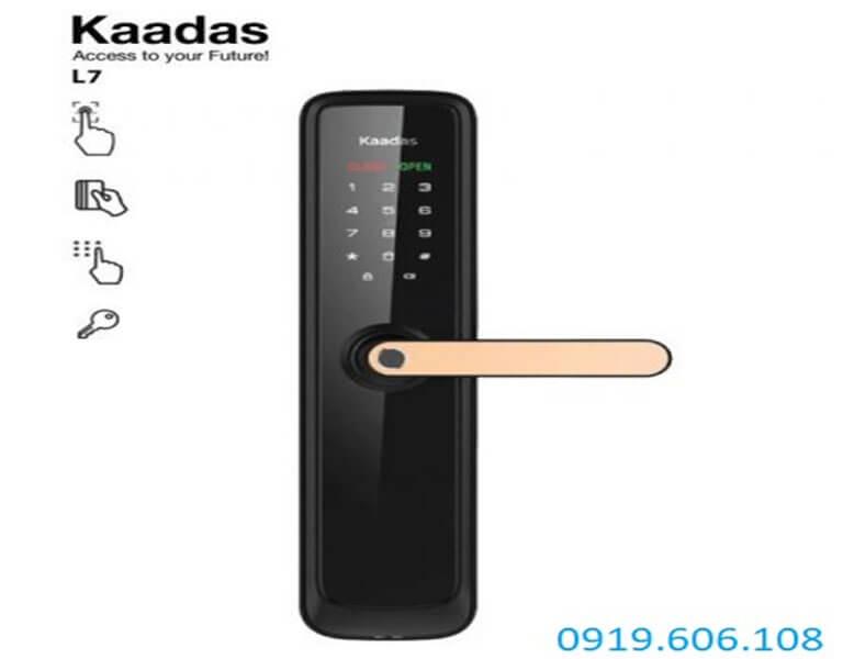 Khóa cửa thông minh Kaadas L7-5 chất lượng cao
