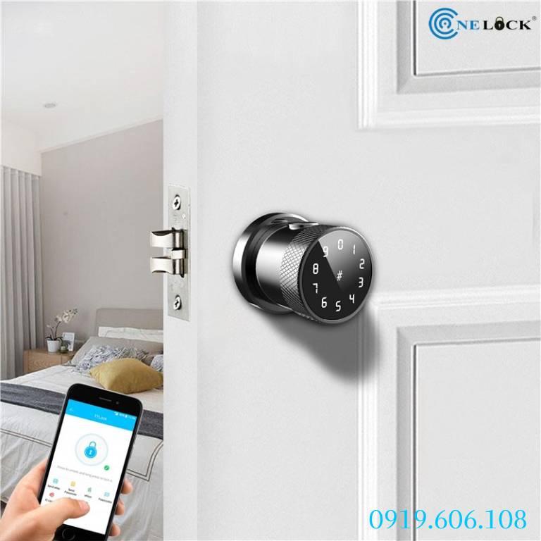 Lưu ý khi lắp đặt khóa cửa thông minh Onelock BR009