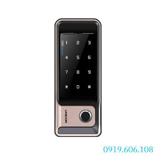 Khóa Cửa Thông Minh Unicor GR500-BW-GLC