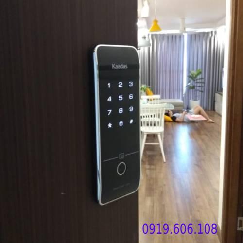 Khóa Cửa Vân Tay Kaadas R7-5 Hàng Chính Hãng