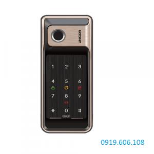 Khóa Cửa Vân Tay Unicor R500-B Hàng Nhập Khẩu, Giá Rẻ