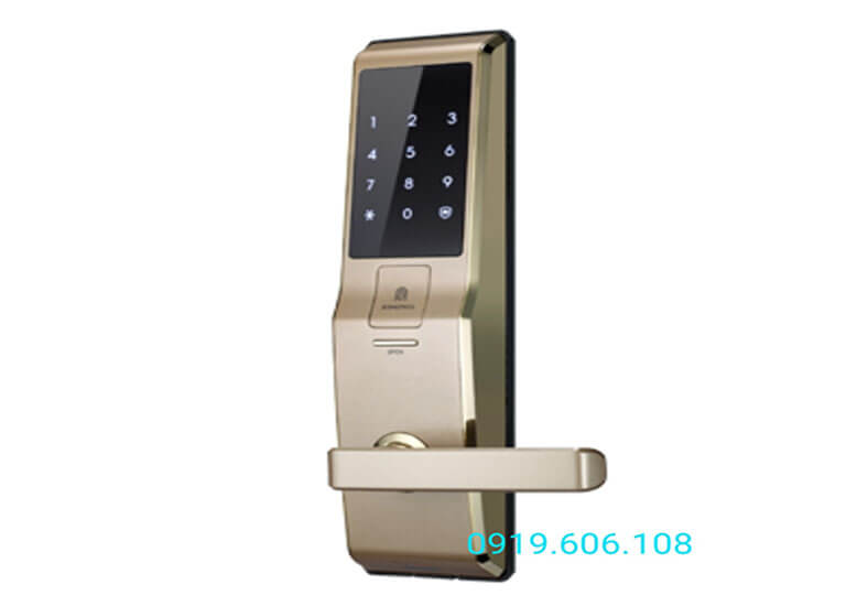 khóa vân tay Samsung SHS - H705FMG/EN