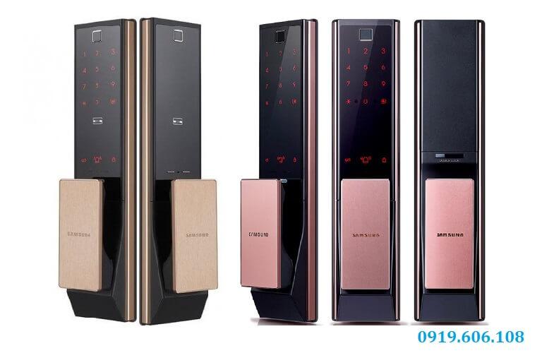 Khóa Cửa Thông Minh Samsung SHP-DP739 Chính Hãng Cao Cấp