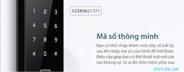 Tính năng của Khóa cửa thẻ từ Unicor UN-6700SK Black