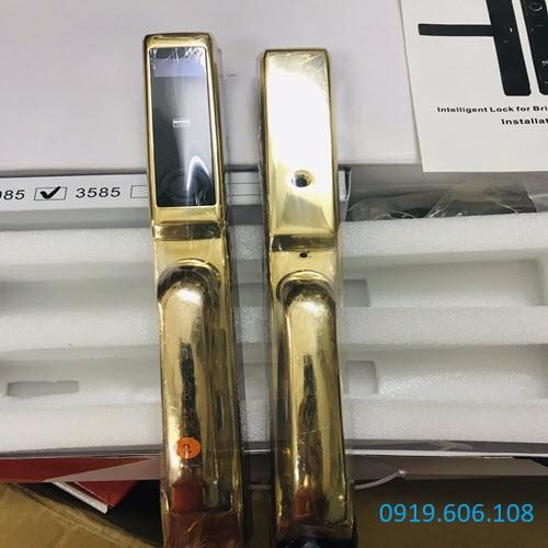 Khóa Cửa Vân Tay Xingfa Viro Smart Lock 4in1 VR-S30C