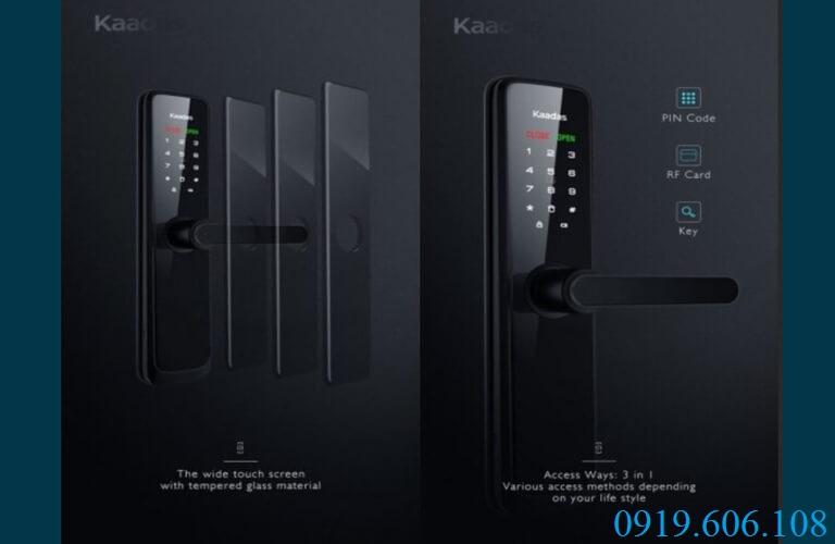 Khóa cửa từ chung cư Kaadas L7-2 mang lại sự đẳng cấp cho người sử dụng