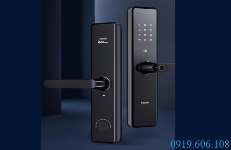 Sử dụng khóa cửa thẻ từ Kaadas S500C-2 giúp không gian sống của bạn an toàn hơn