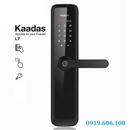 Khóa Cửa Thẻ Từ Kaadas L7-2