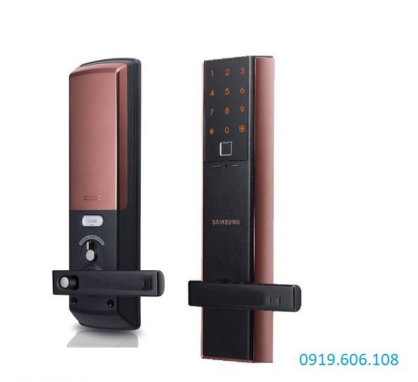 Khóa Cửa Thẻ Từ Samsung SHP-DH537MC/EN