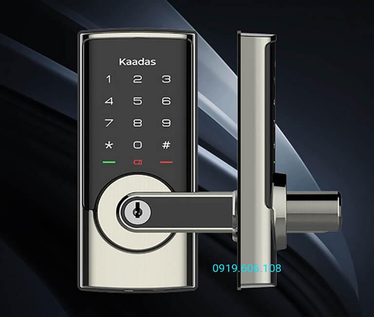 Khóa cửa thông minh Kaadas RX-D cần khảo sát trước khi lắp đặt, lắp đúng theo yêu cầu của khóa để đảm bảo phát huy hiệu quả các tính năng mà khóa mang lại