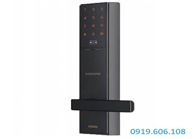 Khóa từ Samsung SHP-DH537 tích hợp công nghệ hiện đại, nhiều tính năng tiện ích, độ bảo mật cũng cao hơn