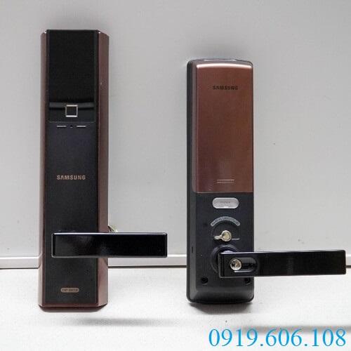 Khóa Cửa Vân Tay Samsung SHP-DH538BC/EN
