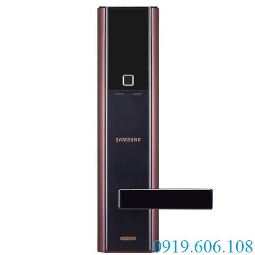 Khóa Cửa Vân Tay Samsung SHP-DH538MC/EN