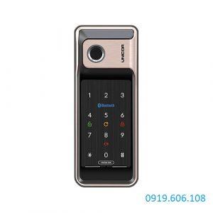 Khóa Cửa Thông Minh Unicor VR500-BW